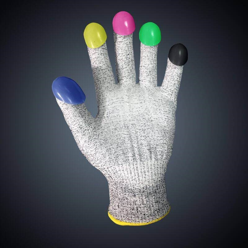Nice Shorttrack fingertips