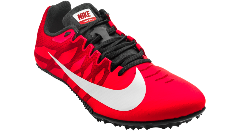Nike Zoom Rival S9 laser crimson/white-black-university red [unisex]