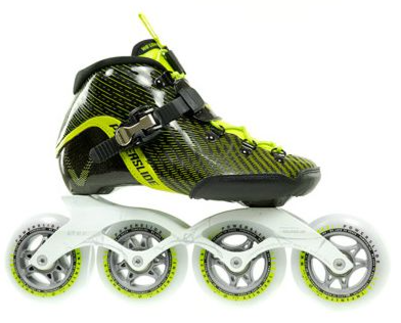 Powerslide Vision JR skate 4x84 magnesium