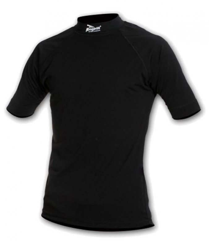 Rogelli Cooldry T-shirt SS 043.101 Zwart