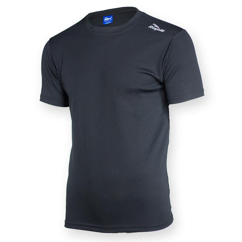 Rogelli T-shirt Promo Zwart