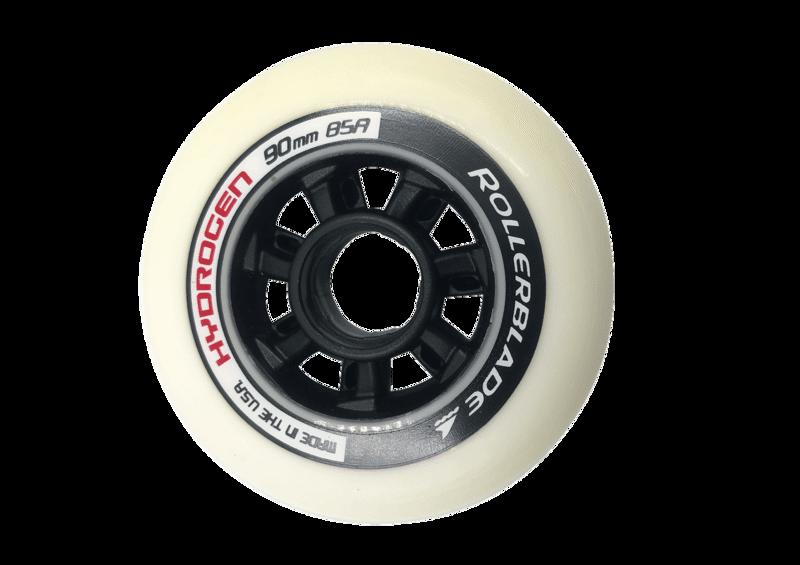 Rollerblade Hydrogen 90mm 85a zwarte kern.
