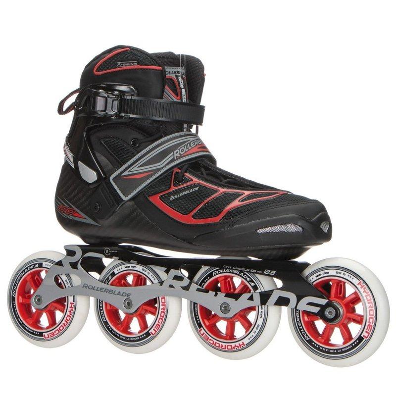 Rollerblade Tempest 100 Black/Red
