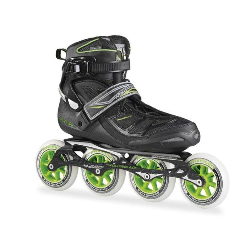 Rollerblade Tempest 100 C Black/Green