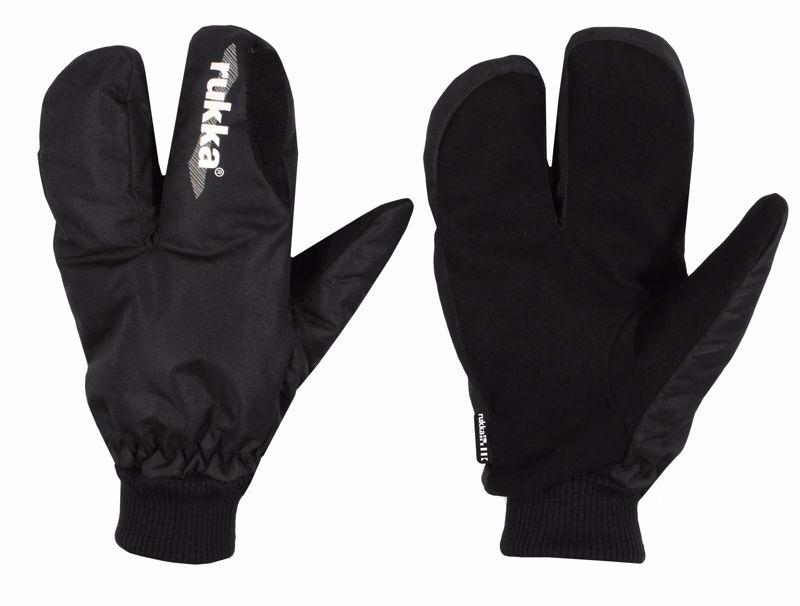 Rukka Split Finger glove black
