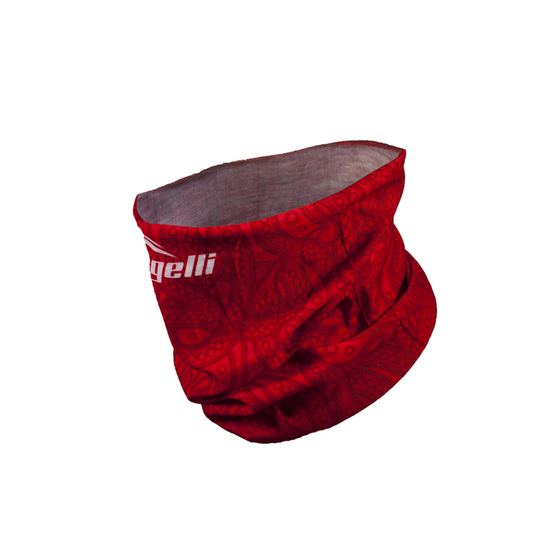 RogelliMultifunctionele Scarf  Red