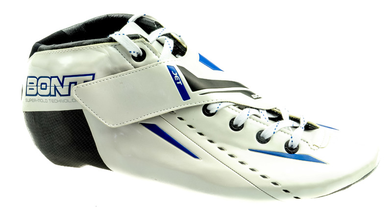Bont Jet LT (Long Track) Wit