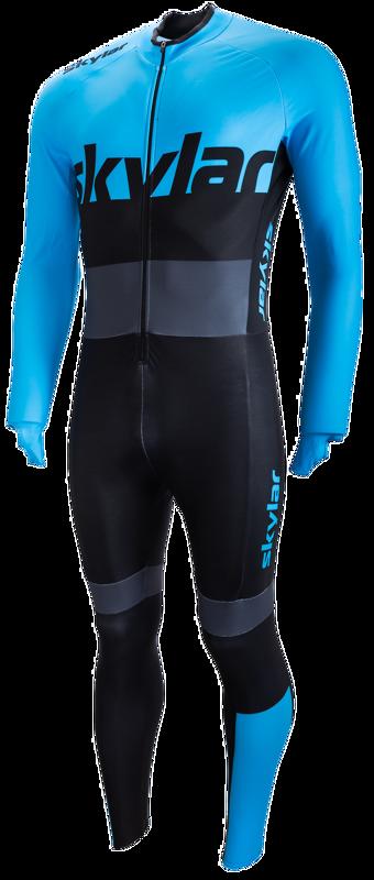 Skylar Marathon Thermopak blauw