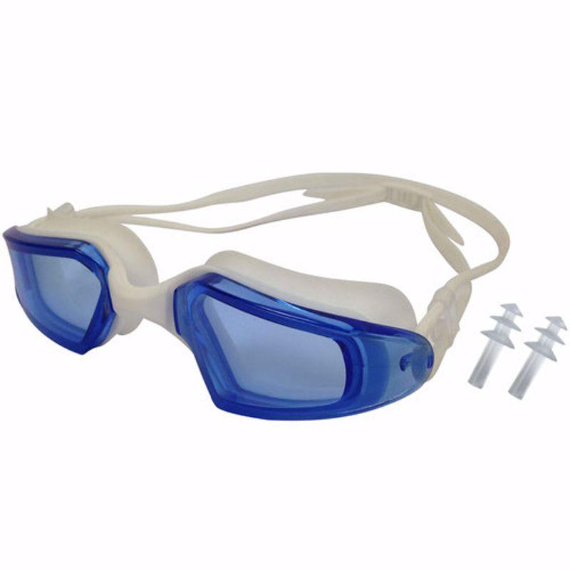 Tunturi Professionele senior siliconen zwembril