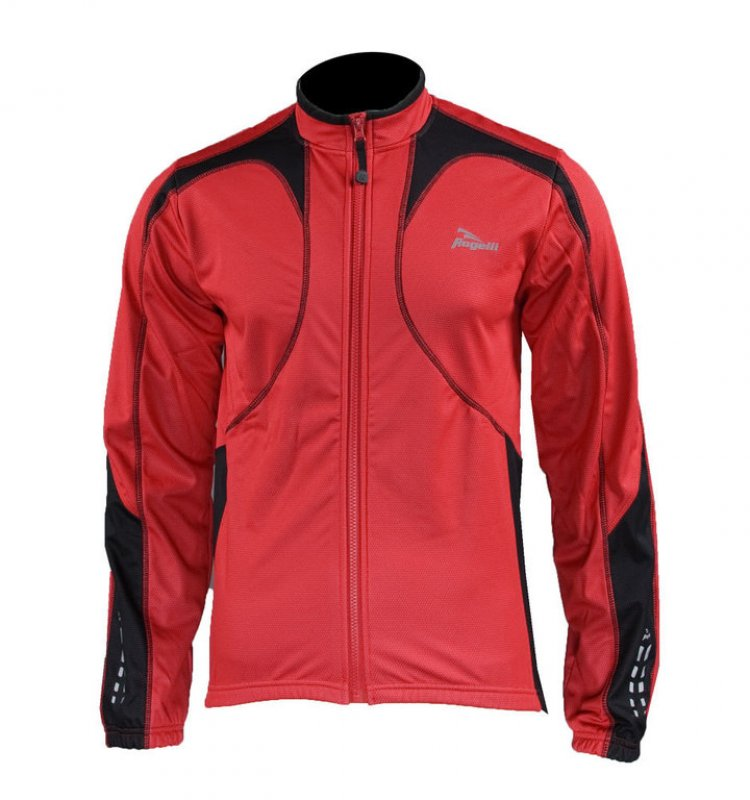 Rogelli Udine Winterjacket Rood