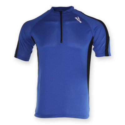 Rogelli Mello shirt blue short sleeve