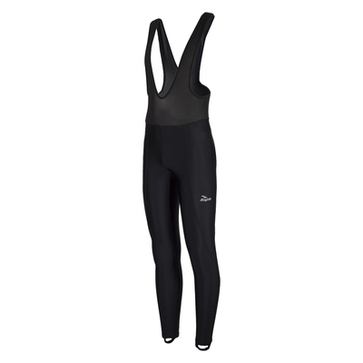 Rogelli Bib tight without pad Lycra Black