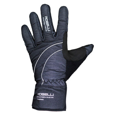 Rogelli Winter glove Valdez black