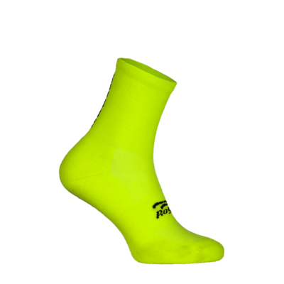 Rogelli RCS-09 Fluo yellow 2 pairs