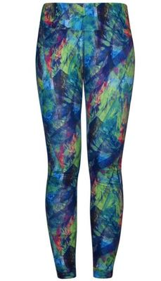 Asics Graphic tight 130571 0203 Dames
