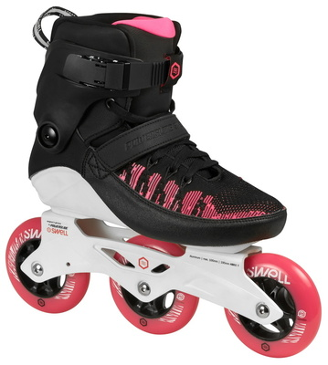 Powerslide Swell Lady 100 Black/Pink