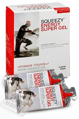 Squeezy Energy Super Gel