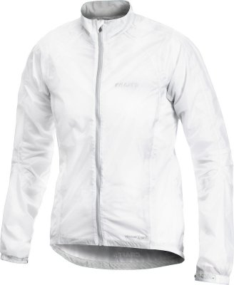 Performance bike rain jacket Femme