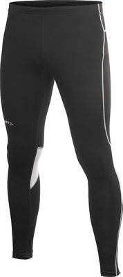 Track and Field long tight black