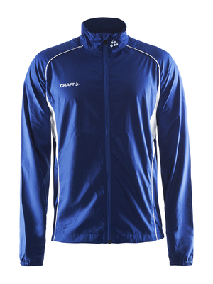 T&F Wind Jacket Men Cobalt