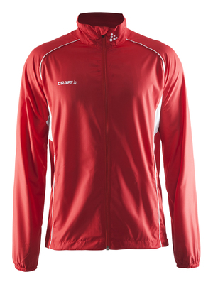 Craft T&F Wind Jacket Men Red