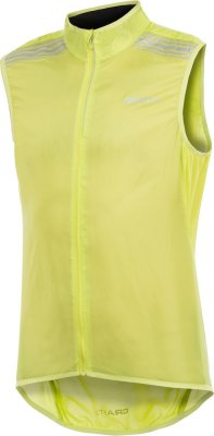 Craft Performance featherlight vest yellow