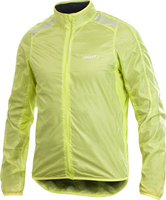 Craft  featherlight jacket Fluo