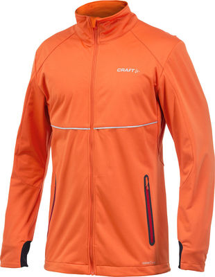 Craft PXC softshell Jacket  Spice/Magma