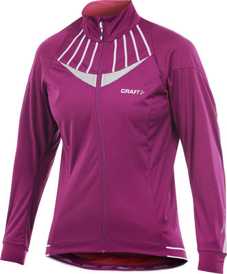 Craft PXC storm jacket woman  Paars