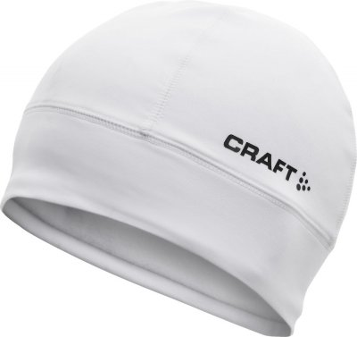 Thermal bonnet light blanc
