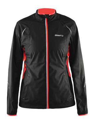 Craft Prime Jacket Women Black Shock