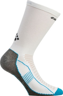 Cool trail sock white