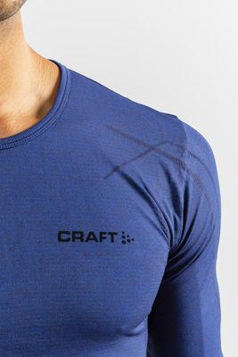 Craft Active Comfort RN LS Men Maritime