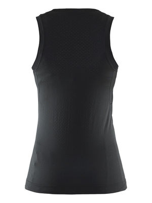 Craft Cool Seamless Singlet Women Black