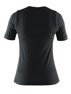 Craft Cool seamless ss tee woman black