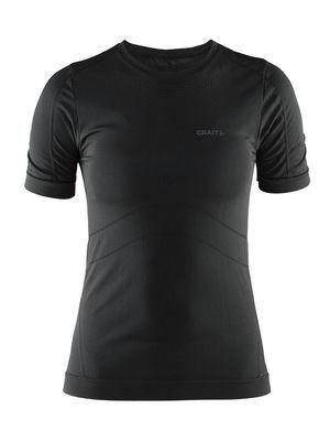 Craft Cool Seamless Short Sleeve Tee Women Black