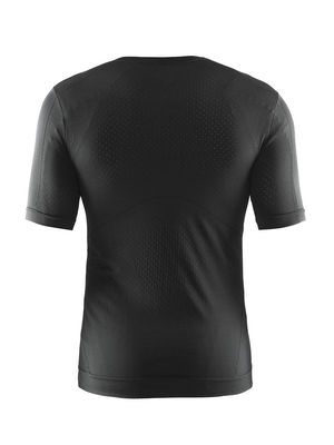 Craft Cool Seamless Short Sleeve Tee Men Black
