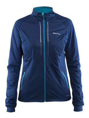 Craft Storm jacket 2.0 Women Deep/Gale