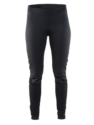 Craft Velo Thermal Wind Tights Femme Black