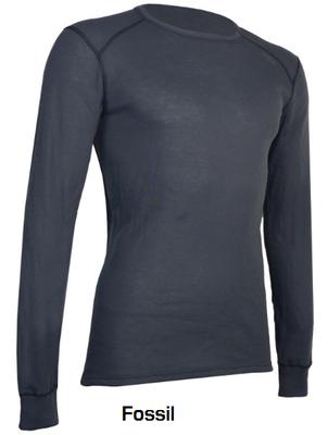 Odlo Heren Shirt l/s crew neck WARM 190612