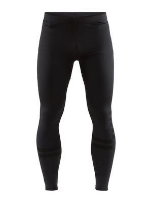 Craft Warm train tights Men Black