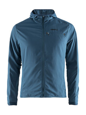 Craft Urban Hood Run Jacket Men Fjord