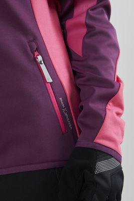 Craft Sharp Softshell Jacket Women Tune/Fantasy