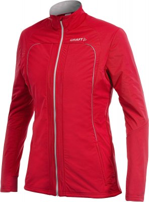 Craft PXC Storm jacket woman  bright red