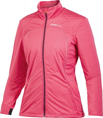 Craft PXC Storm jacket woman  Hibiscus
