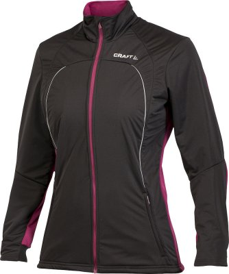 PXC Storm jacket woman  Black/blossum