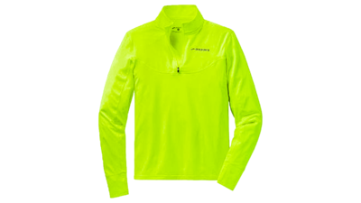 Brooks Men's Essential 1/2 zip III [nightlife]