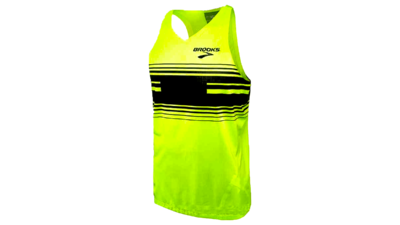 Brooks Men's Elite singlet [nightlife]