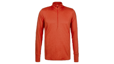 Brooks Men's Dash 1/2 zip [heather desert]