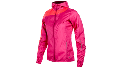 Brooks Women's LSD Lite jacket III [fuchsia/poppy]
